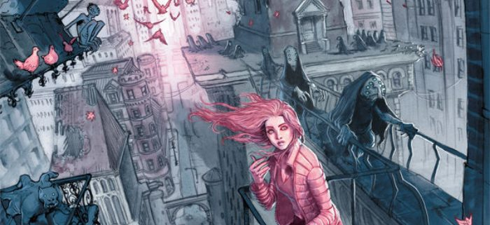 Colder: Toss The Bones #3 (Dark Horse Comics)
