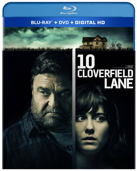 10 Cloverfield Lane [Blu-ray]