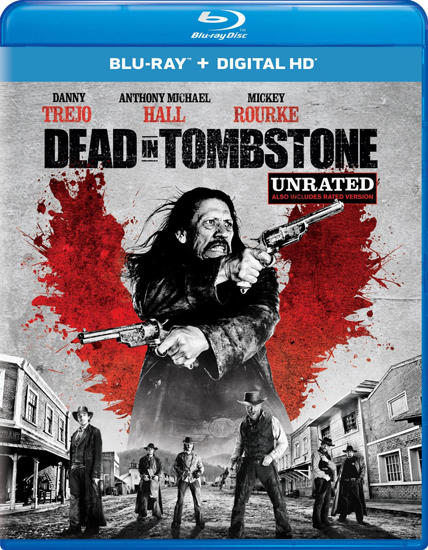 Dead in Tombstone (Unrated Blu-ray + Digital HD)