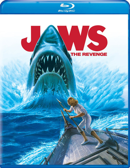 Jaws The Revenge [Blu-ray]