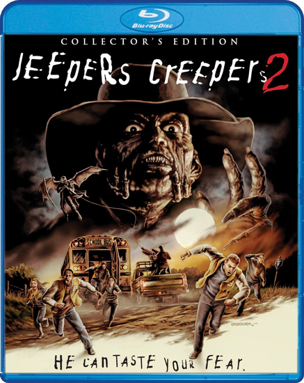 Jeepers Creepers 2 [Collector's Edition] [Blu-ray]