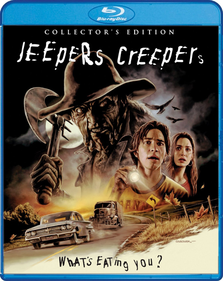 Jeepers Creepers [Collector's Edition] [Blu-ray]