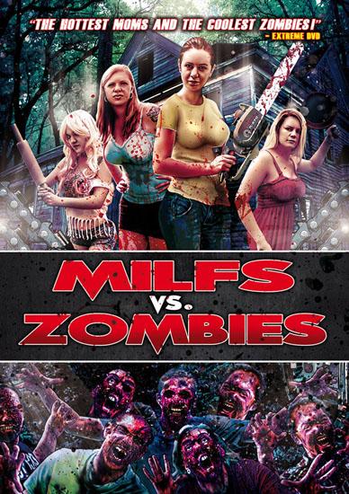 4 MILFs vs. Zombies