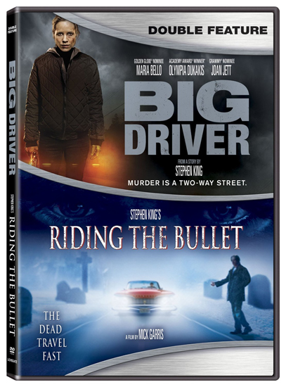 Big Driver Stephen King's Riding The Bullet Double Feature [DVD]