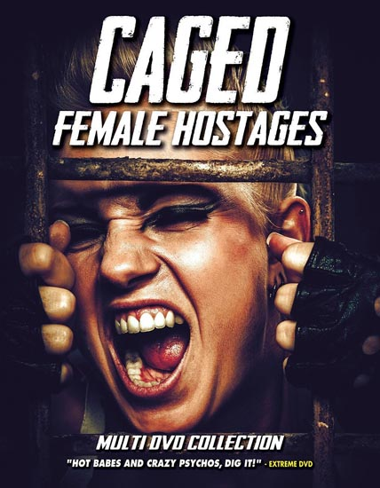 Caged Female Hostages