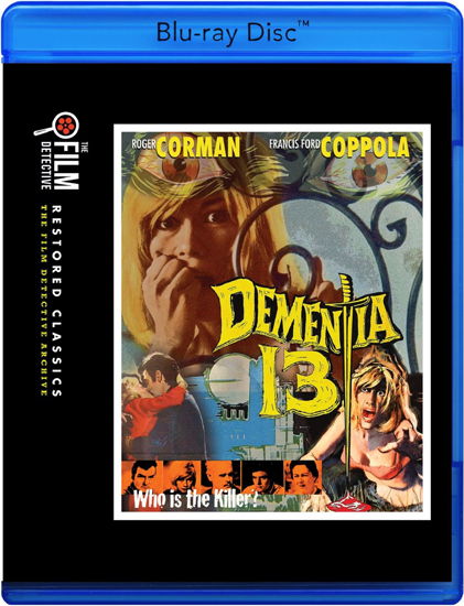 Dementia 13 (The Film Detective Restored Version) [Blu-ray]
