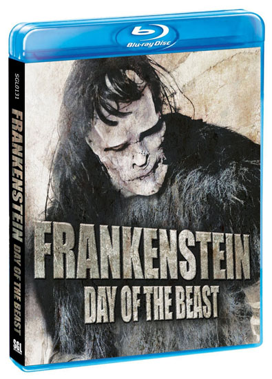 Frankenstein Day of the Beast [Blu-ray]