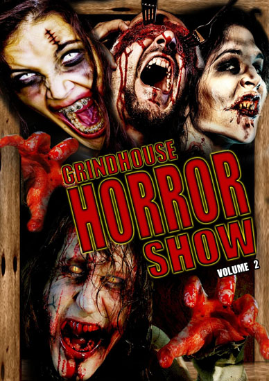 Grindhouse Horror Show Vol. 2