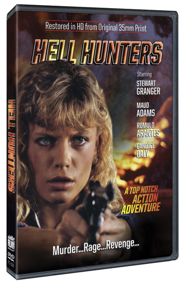 Hell Hunters [DVD]