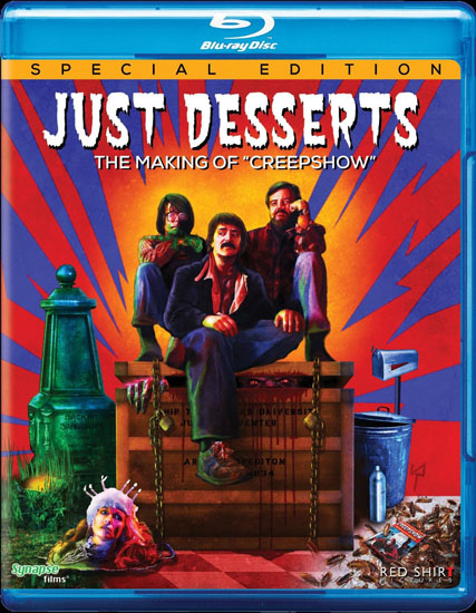 Just Desserts The Making Of Creepshow [Blu-ray]