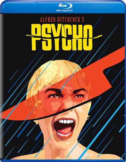 Psycho (1960) (Pop Art) [Blu-ray]