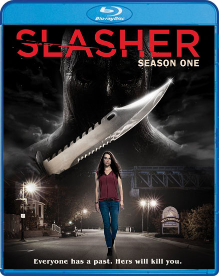 Slasher Season 1 [Blu-ray]