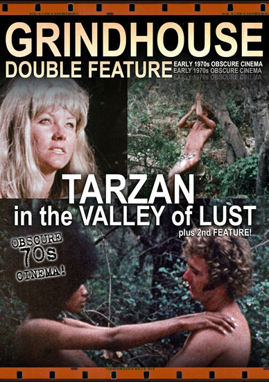 Tarzan in the Valley of Lust Double Feature