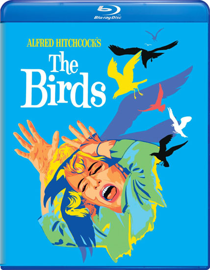The Birds (Pop Art) [Blu-ray]