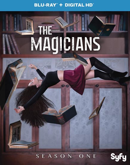 The Magicians Season One (Blu-ray + Digital HD)
