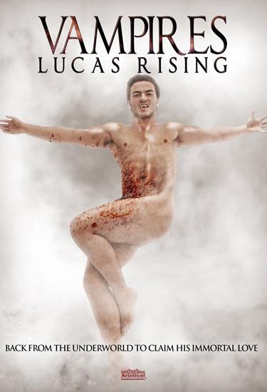 Vampires Lucas Rising