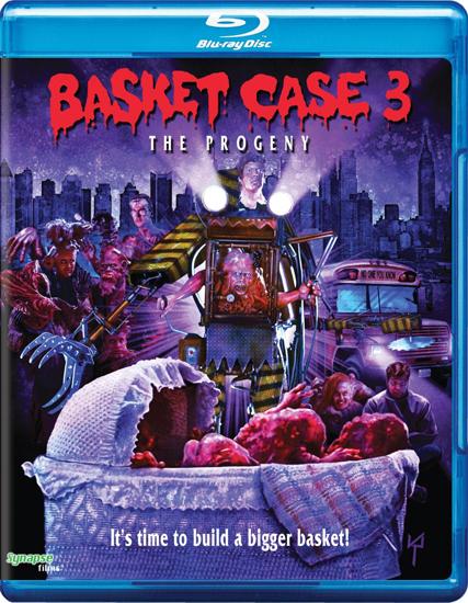 Basket Case 3 The Progeny [Blu-ray]
