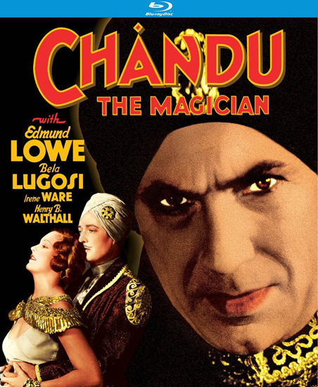 Chandu the Magician (1932) [Blu-ray]