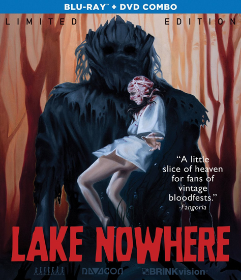 Lake Nowhere [Blu-ray]