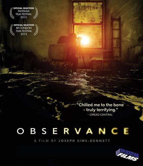 Observance [Blu-ray]