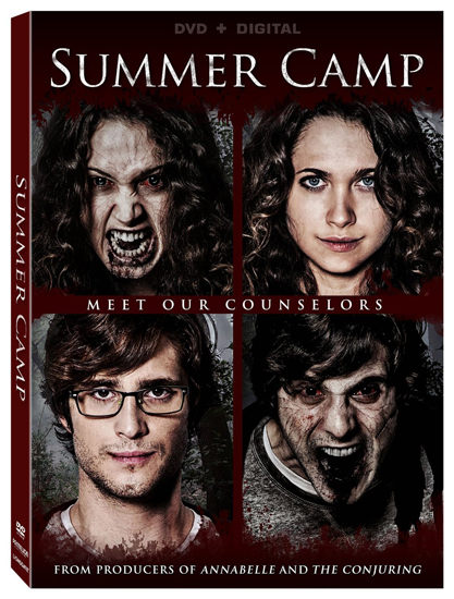 Summer Camp [DVD + Digital]