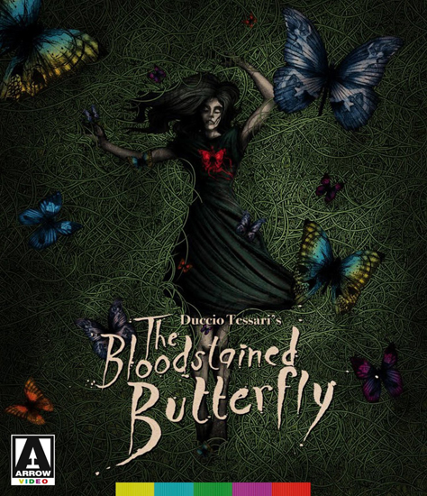 The Bloodstained Butterfly (2-Disc Special Edition) [Blu-ray + DVD]