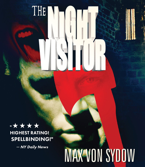 The Night Visitor [Blu-ray]