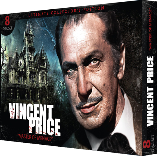 Vincent Price The Ultimate Collection