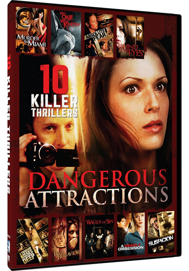 Dangerous Attractions - 10 Thriller Films