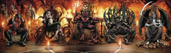 Satans Hollow #6 -1