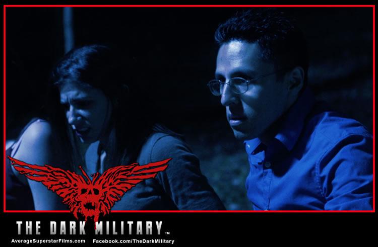 Loren W  Lepre Talks 'The Dark Military' - Horror News