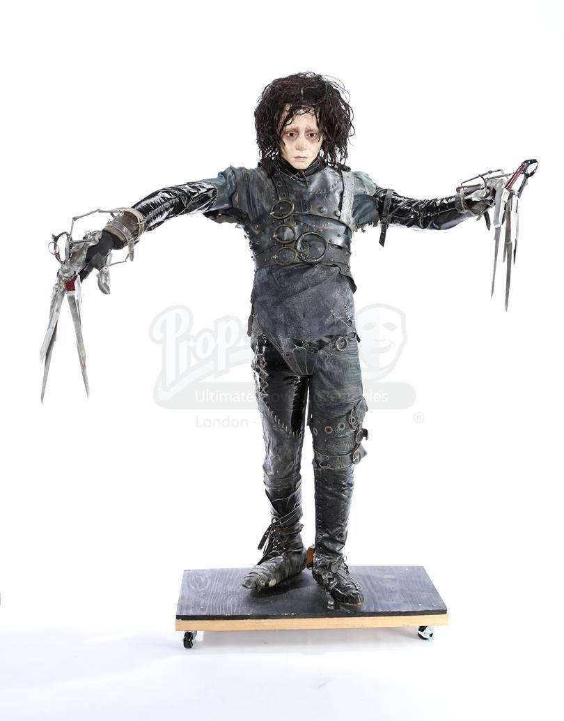 Tim Burton to Auction Iconic Props from \'Edward Scissorhands,\' \'The ...