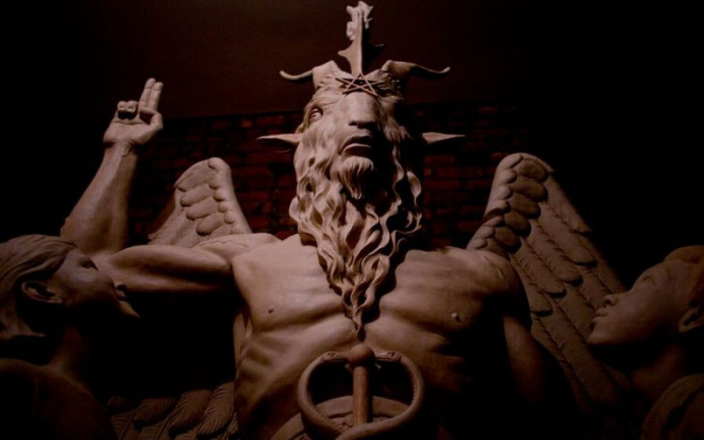 Satanic Temple Co-Founder Lucien Greaves Threatens Legal