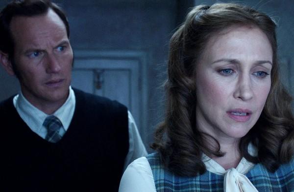 The Conjuring stars Patrick Wilson and Vera Farmiga
