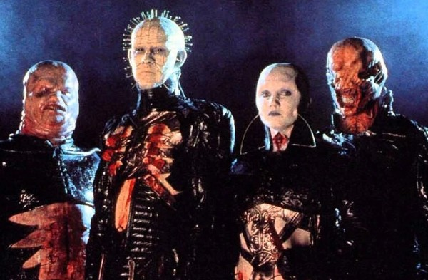 Cenobites from Hellraiser
