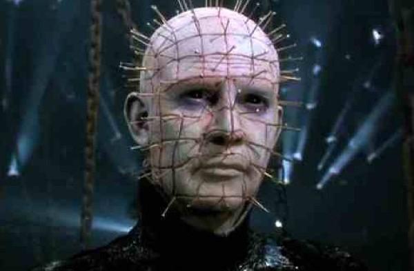 Hellraiser villain Pinhead