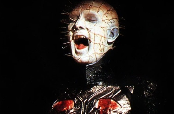 Doug Bradley as Pinhead from Hellraiser