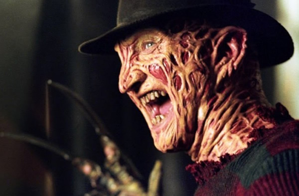 Nightmare on Elm Street Freddy Krueger