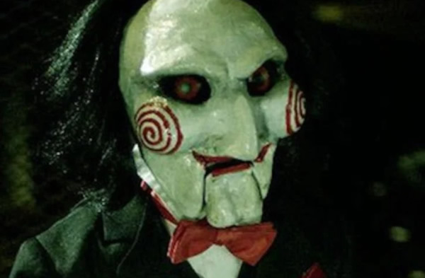 SAW Billy the Puppet
