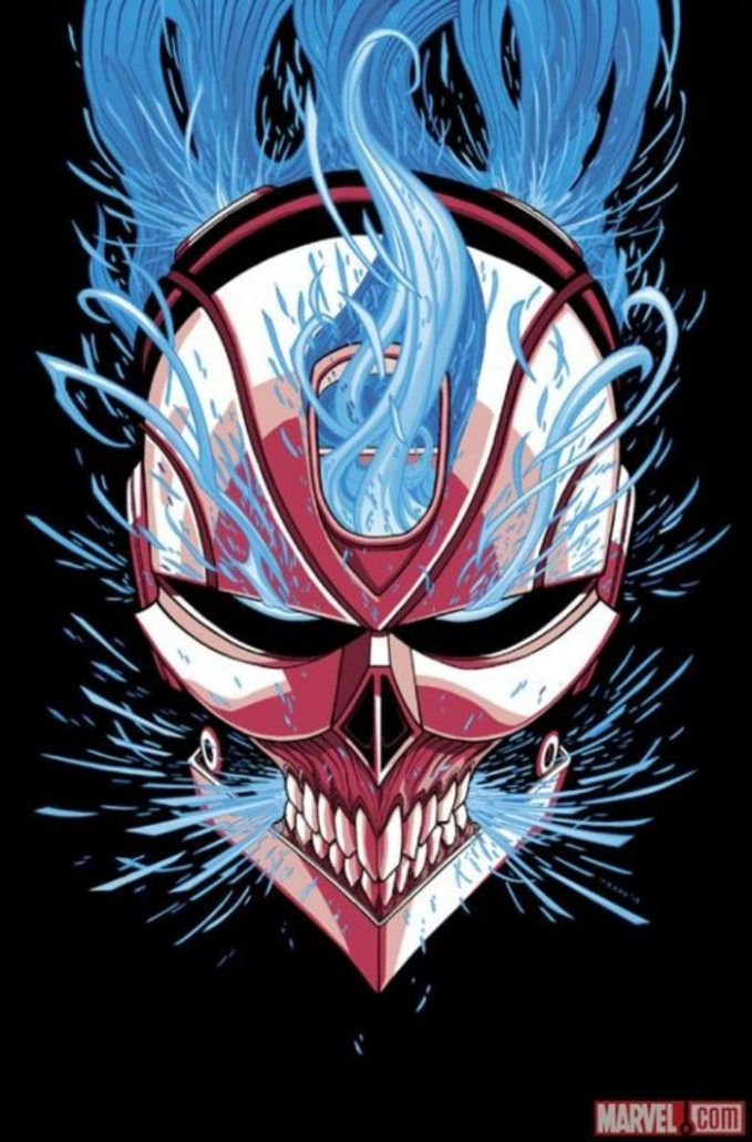 All New Ghost Rider In March Horror News Network The Horror News