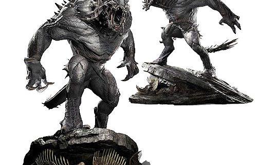 Goliath Evolve Statue