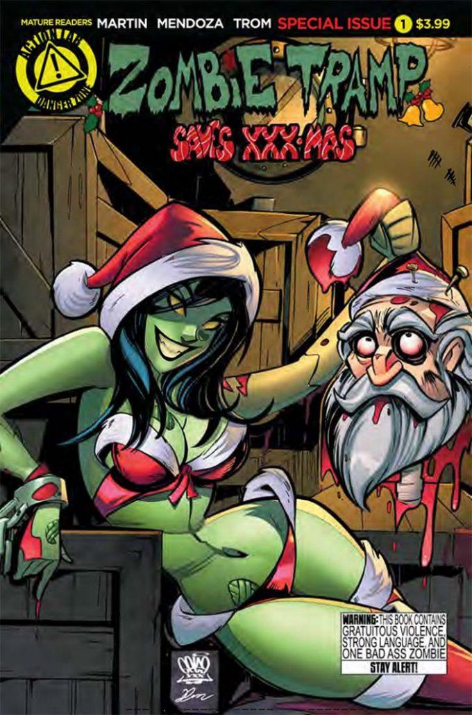 comics Zombie porn