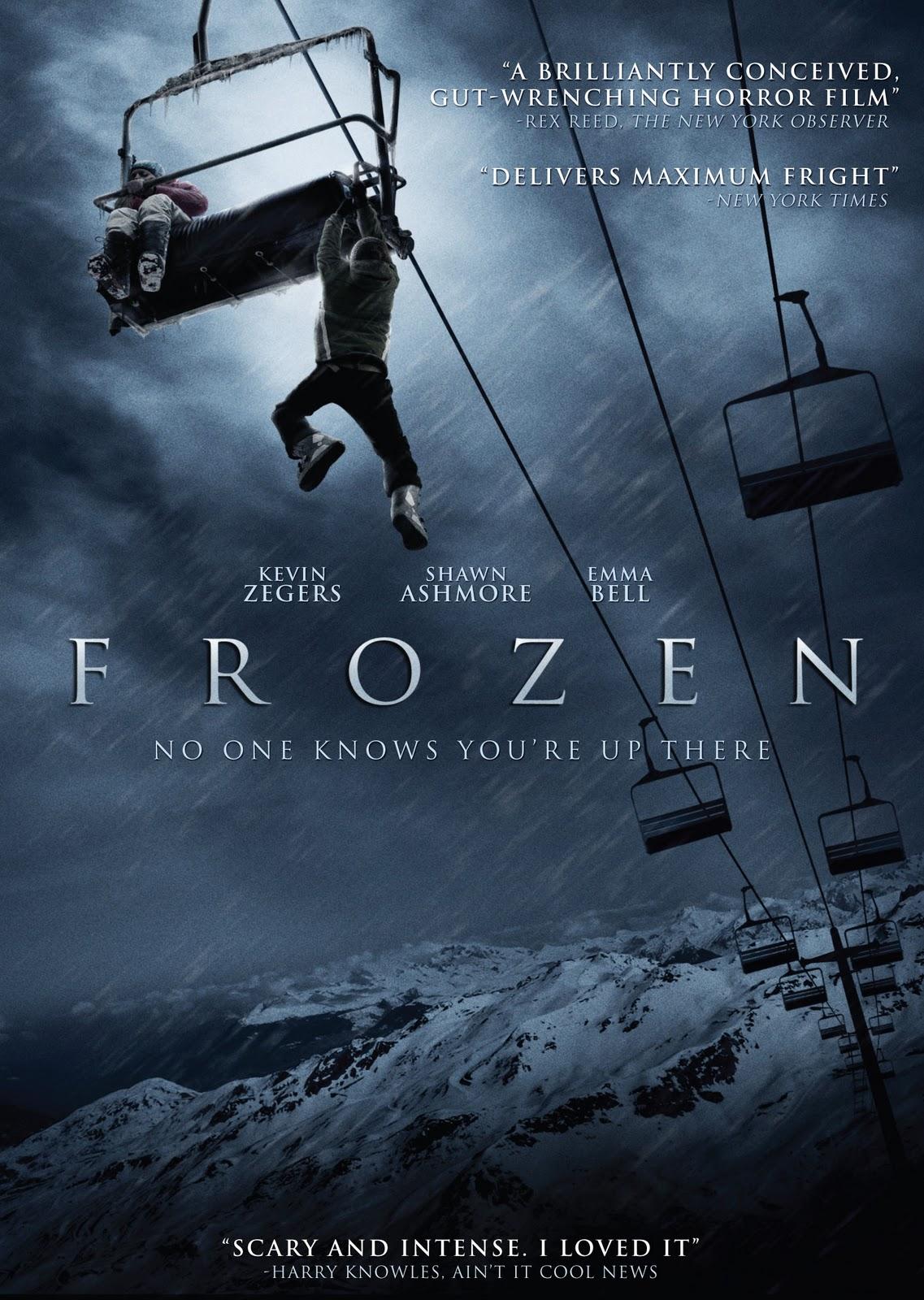 Frozen Horrorfilm
