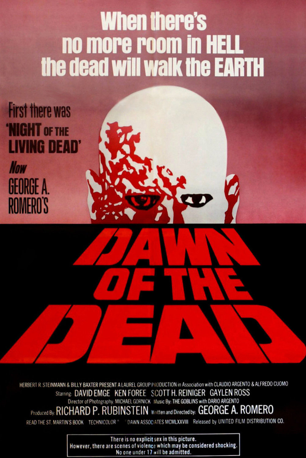 Restored Version Of Dawn of the Dead To Be Shown at Venice ...