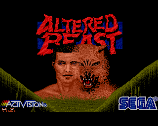 Classic sega game altered beast to be developed for film for Altered beast