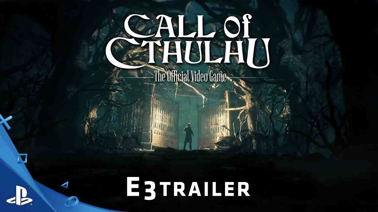 Call of Cthulhu Video Game Trailer Revealed at E3 - Horror ...