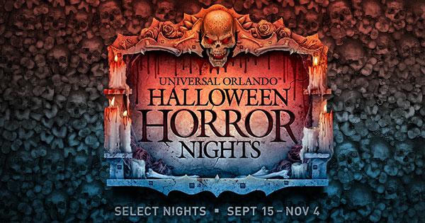 Universal Orlando Announces Scare Zones for Halloween Horror ...