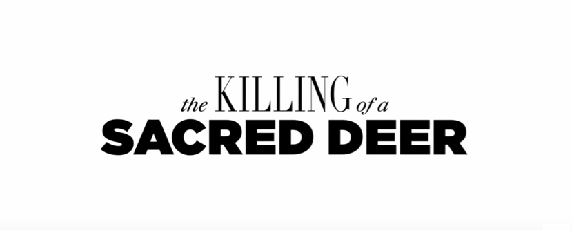 A24 Releases Creepy New Trailer for 'The Killing of a Sacred