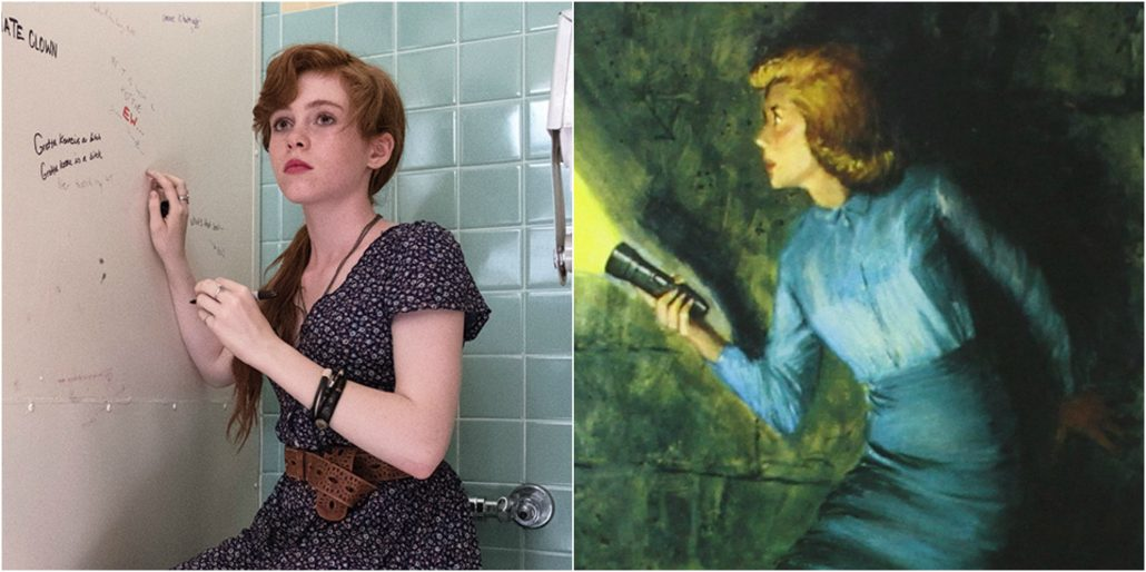 U0027Itu0027 Actress Sophia Lillis To Star In U0027Nancy Drew And The Hidden Staircaseu0027