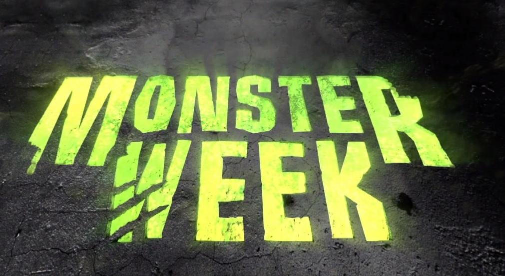 Image result for monster week 2018